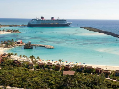 Is Lighthouse Point the new Castaway Cay?