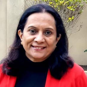 Welcome Dr Sobha Eranki
