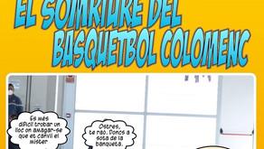 El Somriure del Basquetbol Colomenc - Abril 2021 -