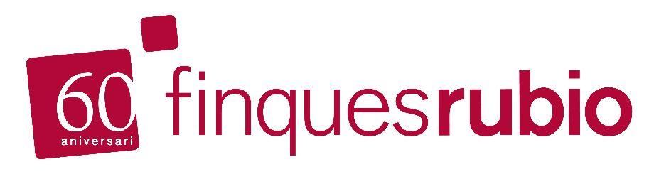 Logo60finquesrubio