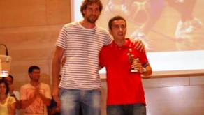 Premis Molt Bàsquet. Moments claus. 2012