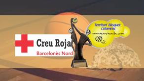 Creu Roja i Premis Molt Bàsquet, junts per un nou repte