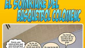El Somriure del Basquetbol Colomenc - Maig 2021 -