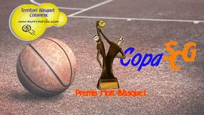 Comunicat oficial: Premis Molt Bàsquet 2020 i Copa SCG 2020