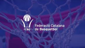 Comunicat Federació Catalana de Basquetbol (FCBQ). Noves dates d'inici de les competicions FCBQ