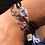 Thumbnail: Bracelet date émotion métallisé