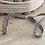 """Thumbnail: Bracelet à message """" say it """"sur ruban métallisé"""