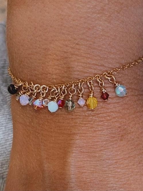 Bracelet hippie diamant