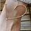 Thumbnail: Bracelet Jonc grand Coeur