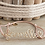 Thumbnail: Bracelet à message sur cordon métallisé