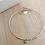 Thumbnail: Bracelet jonc moon