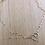 Thumbnail: Bijou de cheville chaîne mini coeur