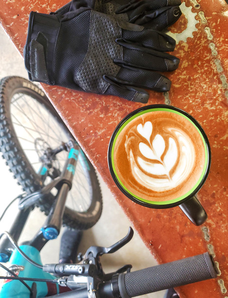 the bean pedaler coffee shop bike shop canon city colorado