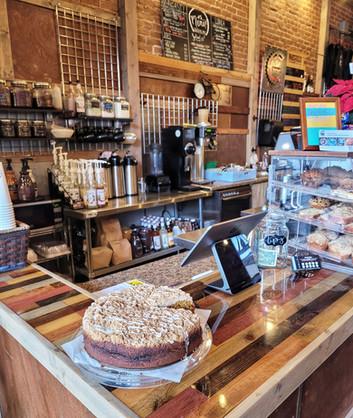 the bean pedaler coffee shop fresh bakery canon city colorado