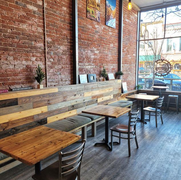 the bean pedaler coffee shop canon city colorado
