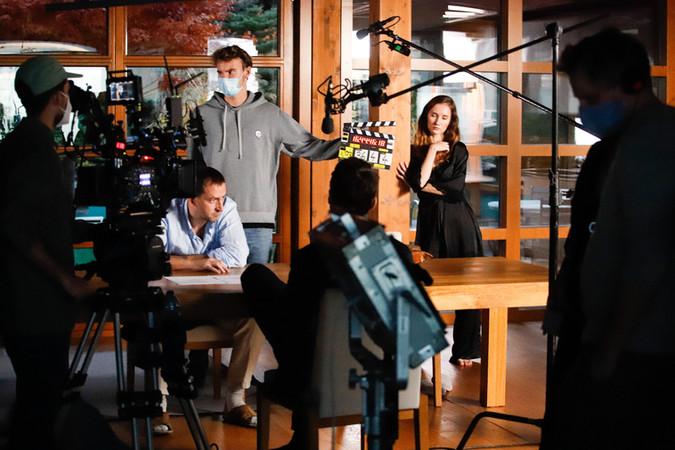 film- behind the scene