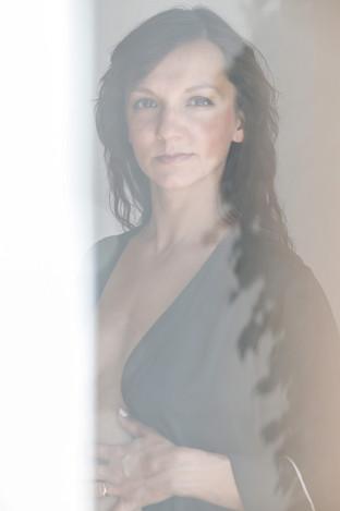 Veronika Tokoly- těhotenské foto