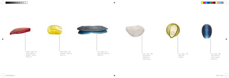 glass catalog of Filip Nízký