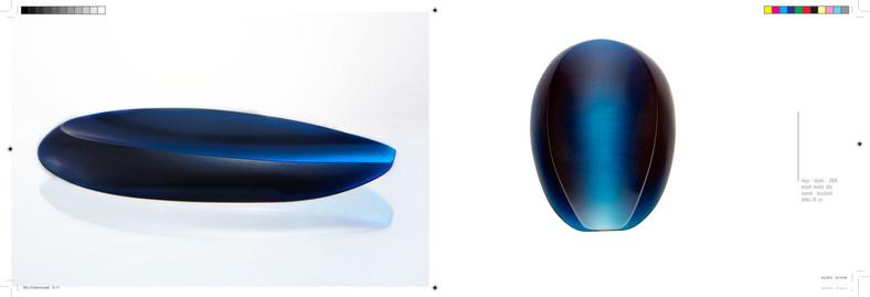 Catalogue of art glass