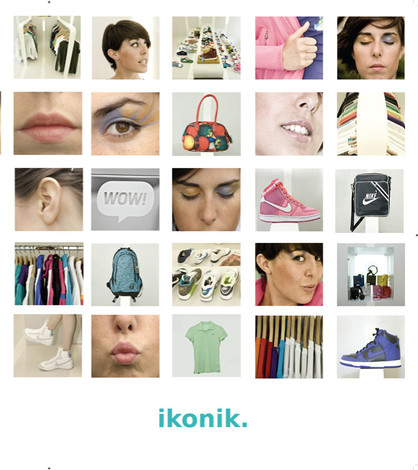products and vizual for Ikonik