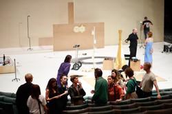 Living Kunsthalle, Nová scéna Národního divadla