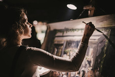 Live painter!