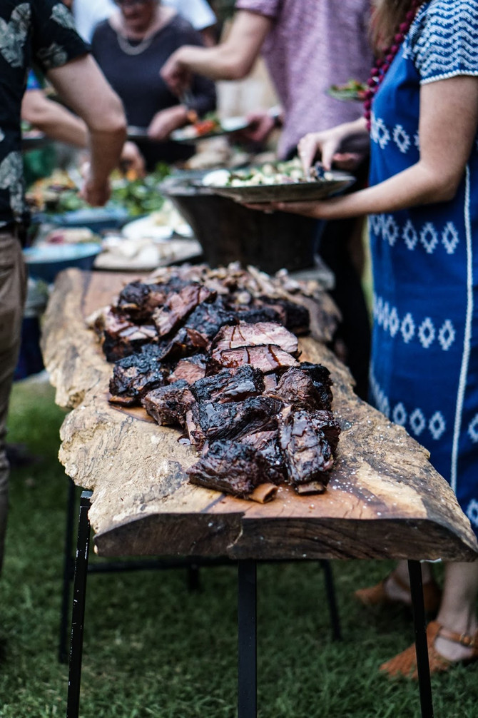 How to Avoid Temptation at a Summer BBQ