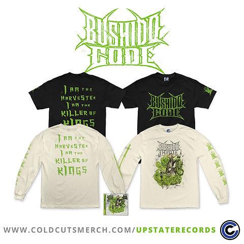 2021-03-22-UPSTATE-RECORDS-BUSHIDO-CODE-