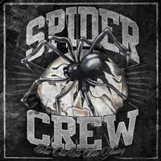 "Spide Crew - Too Old To Die Young 12"" Vinyl"
