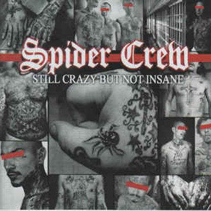 """Spider Crew - Still Crazy But Not Insane 12"""""""