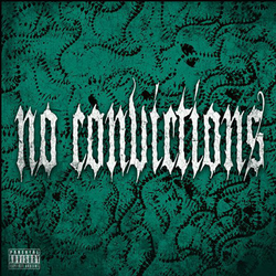 No Convictions CD Cover