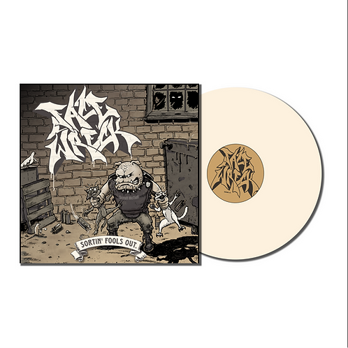 Facewreck - Sortin Fools Out - White