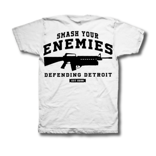 Smash Your Enemies - Defending Detroit