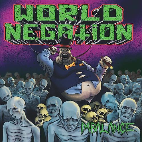 "World Negation – ""Imbalance"" CD"