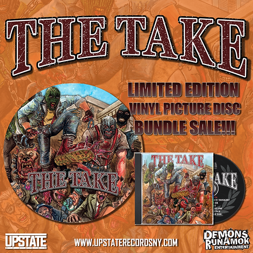 The Take - Picture Disk Bundle