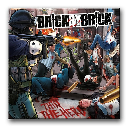 "Brick By Brick - ""Thin The Herd"" CD"