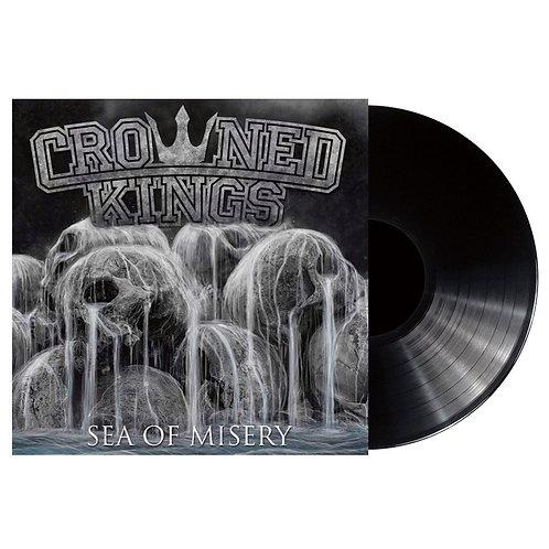 """Crowned Kings """"Sea of Misery"""" Vinyl"""