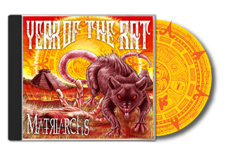 "Matriarchs ""Year of the Rat"" CD"