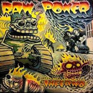 "Raw Power - Inferno 12"" Vinyl"