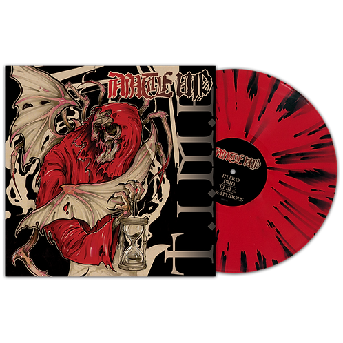 "Ante Up ""TIME"" Red and Black 12"" Vinyl"