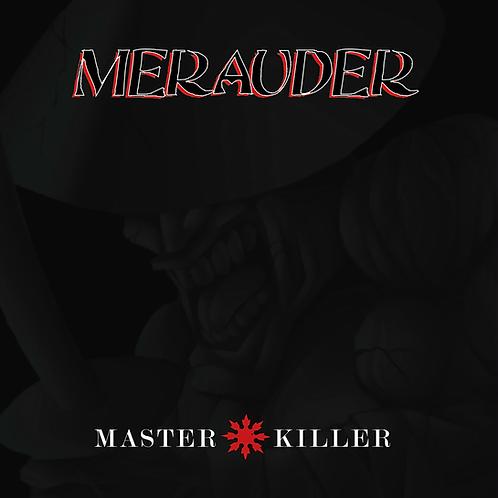"Merauder - Master Killer 12"" Vinyl (Yellow)"