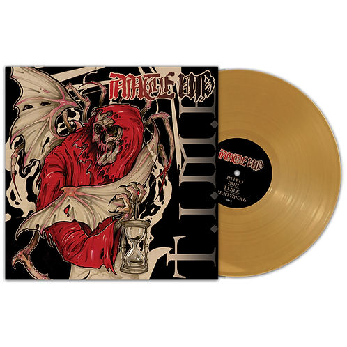 "Ante Up ""TIME"" Gold 12"" Vinyl"