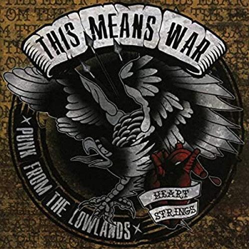 "This Means War - Heart Strings 12"" Vinyl"