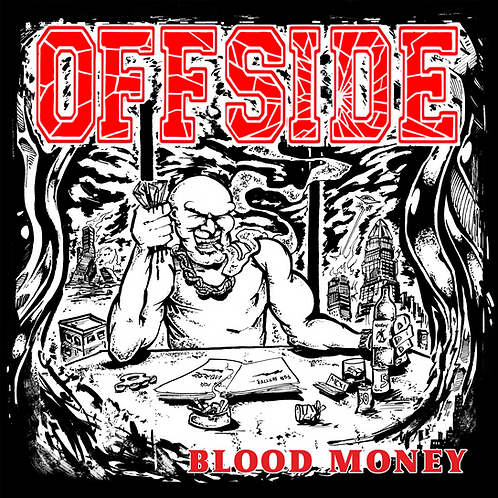 Offside - Blood Money (Vinyl)