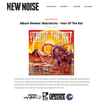 """New Noise Reviews Matriarchs """"Year of The Rat"""""""