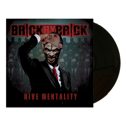 "Brick By Brick - ""Hive Mentality"" 12"" Vinyl"