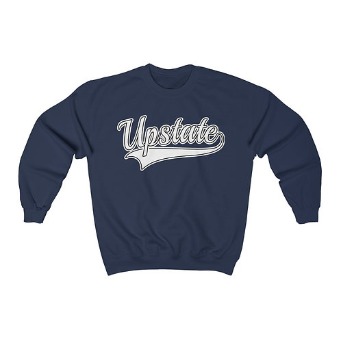 Upstate Crewneck Unisex Heavy Blend™ Crewneck Sweatshirt