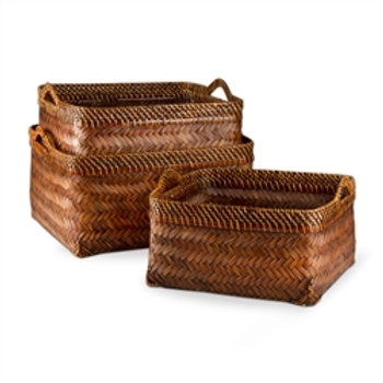 Binh Basket set of 3