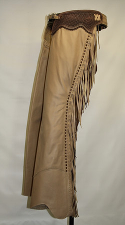 Taupe Working Western