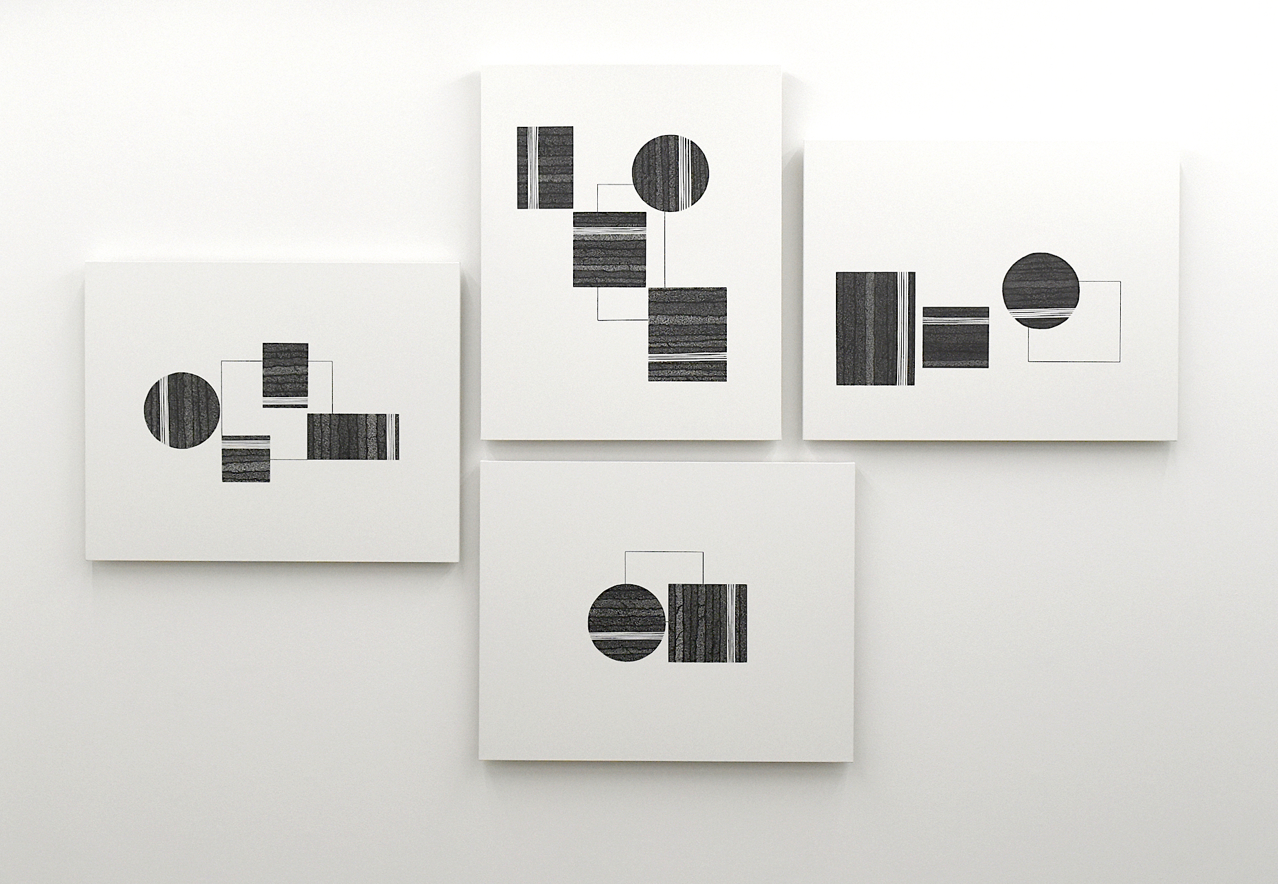 Jeux de Formes - Installation